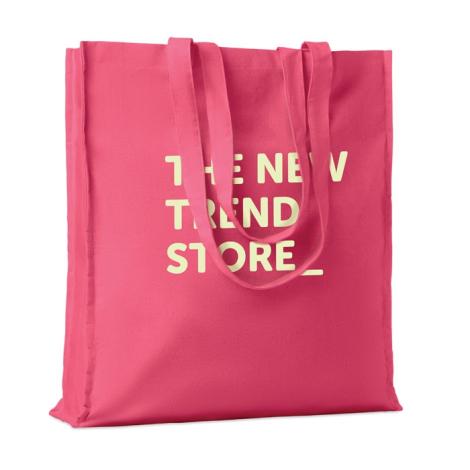 Sac shopping publicitaire en coton - Portobello