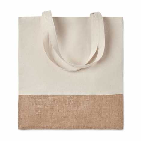Sac shopping promotionnel en coton - India Note