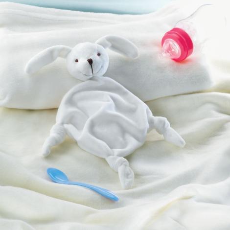 Doudou pour bébé publicitaire - Lullaby