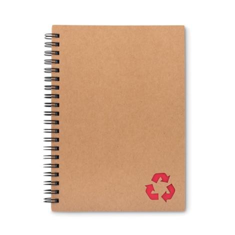 Cahier à spirales publicitaire - Stonebook