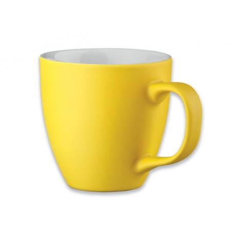 Mug en porcelaine publicitaire - Panthony Mat