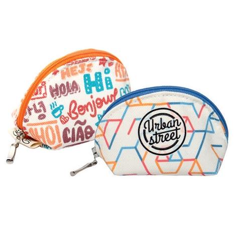 Petite trousse publicitaire en coton sergé 420 gr - DIGITAL BAG