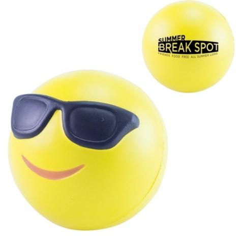Balle anti-stress publicitaire - Emoji