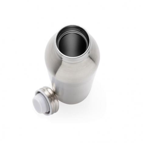 Bouteille publicitaire étanche isolant cuivre 600 ml