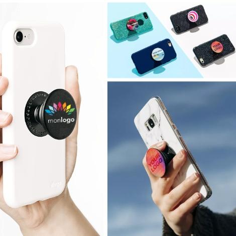 Support pour smartphone rétractable PopSockets®