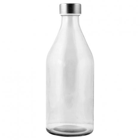 Bouteille publicitaire en verre 1L - Minéral