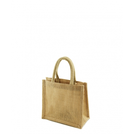 Sac promotionnel en jute - MINI