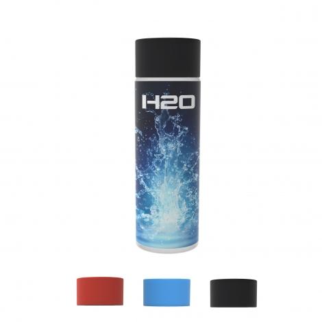 Bouteille publicitaire H2O