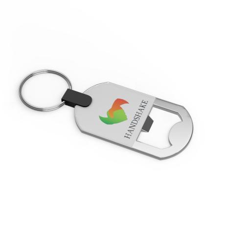 Port-clés décapsuleur publicitaire - Bottle Opener
