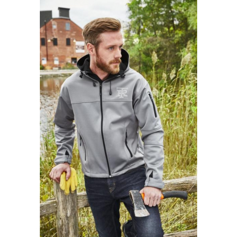 Veste softshell promotionnelle homme - Match