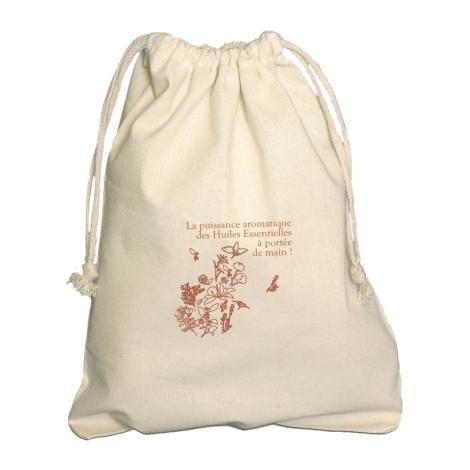 Pochon publicitaire en coton 130 gr - AGRA