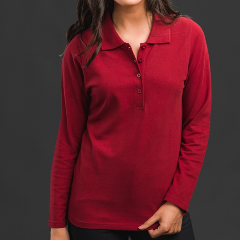 Polo personnalisable femme - BERN