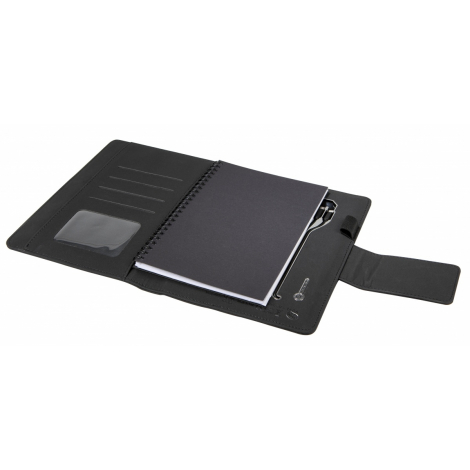 Carnet publicitaire power notebook A5