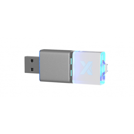 Clé USB publicitaire slide & light