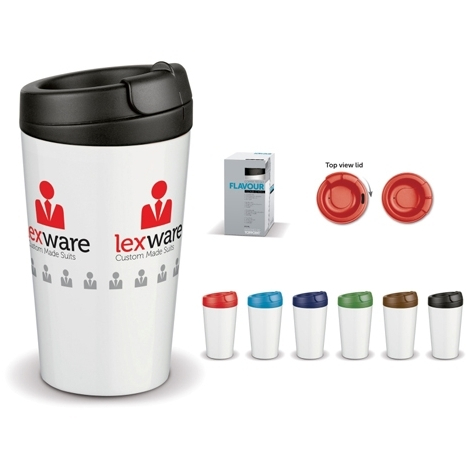 Mug café publicitaire 270 ml - Flavour