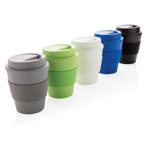 Mug publicitaire en PP recyclable à double paroi 350 ml