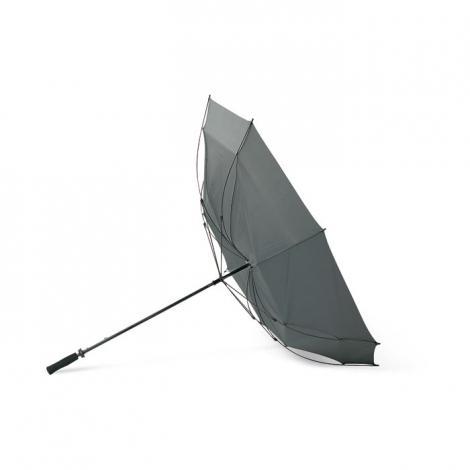 Parapluie publicitaire anti-tempête Gruso