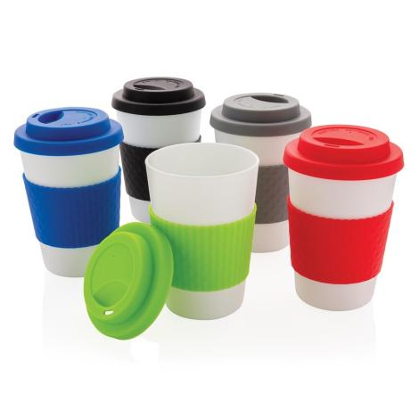 Mug publicitaire en PP recyclable 270 ml