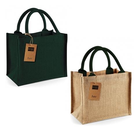 Sac en jute publicitaire - Mini Gift Bag
