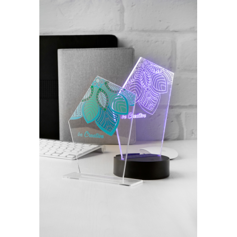 Trophée publicitaire - LEDIFY