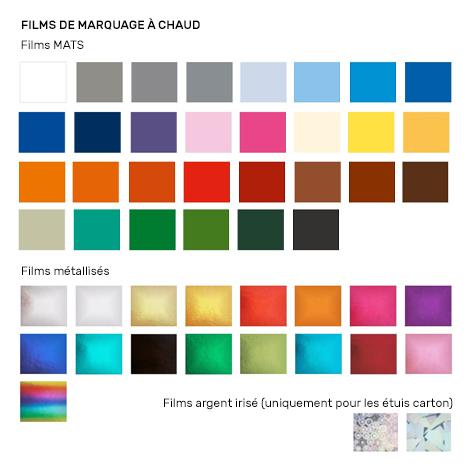 Marque-page personnalisé et crayon vernis incolore - 8,7 cm