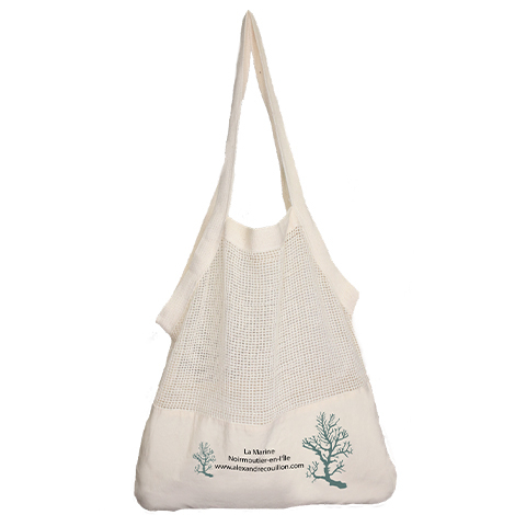 Tote bag filet personnalisable 140 gr - Pune