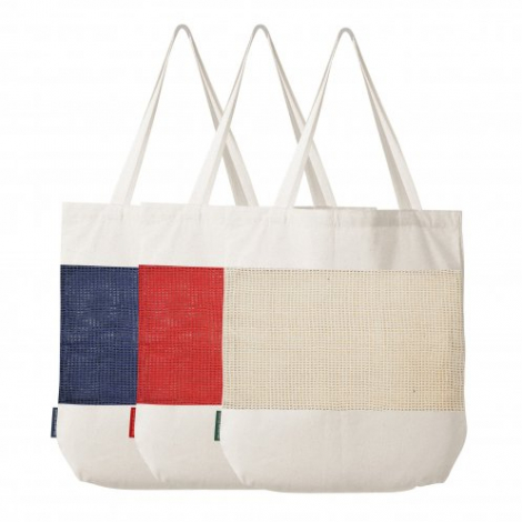 Sac filet promotionnel en coton 180 gr - Marcel