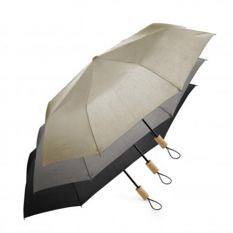 Parapluie pliable promotionnel - Ecorain