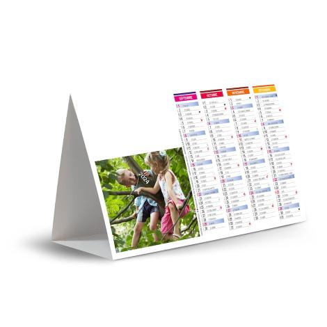 Chevalet publicitaire de comptoir - Enfants du Monde