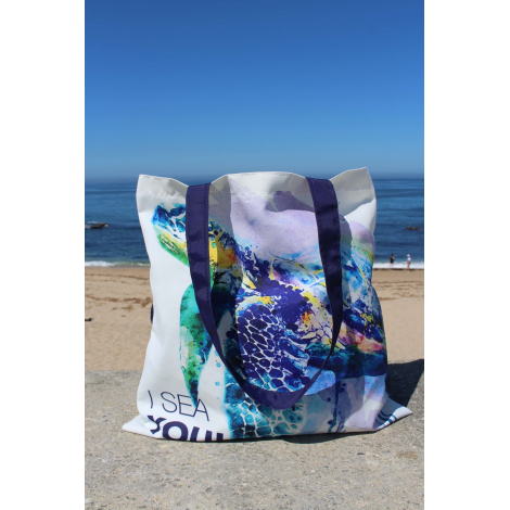 Tote bag Seaqual™ publicitaire