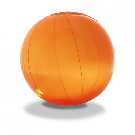 Ballon de plage promotionnel - Aqua