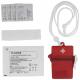 Kit de premiers secours publicitaire - Tour du cou
