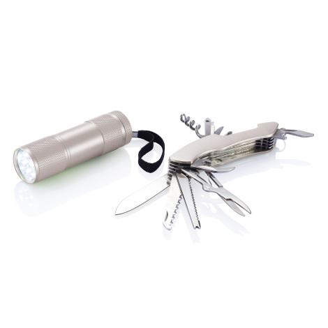 Set d'outils QUATTRO