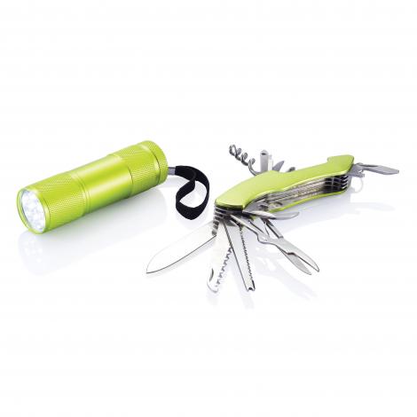 Set d'outils publicitaire - QUATTRO