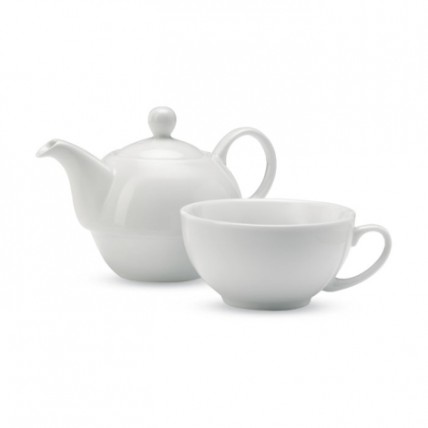 Service à thé personnalisable - Tea time