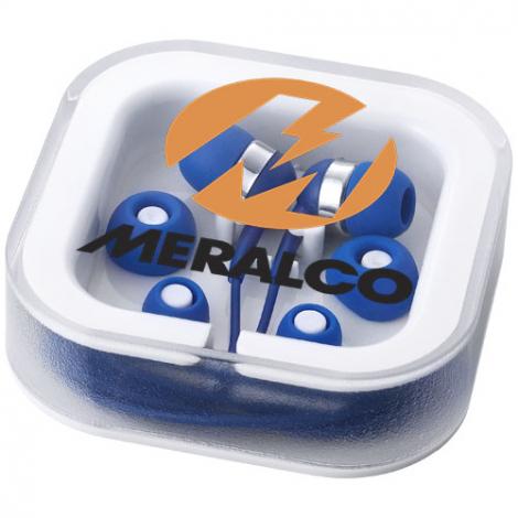 Oreillettes téléphone portable personnalisées - Sargas