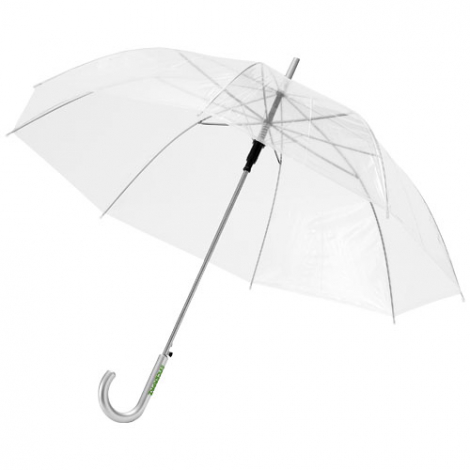 Parapluie transparent promotionnel