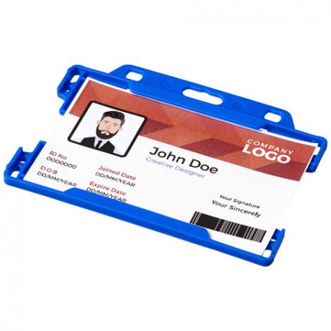 Porte badge/carte personnalisé