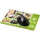 Tapis de souris publicitaire - Q-Mat rond ou rectangulaire