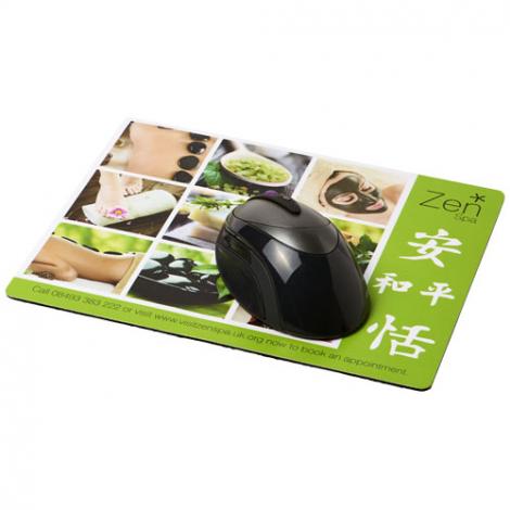 Tapis de souris publicitaire - Q-Mat rectangulaire