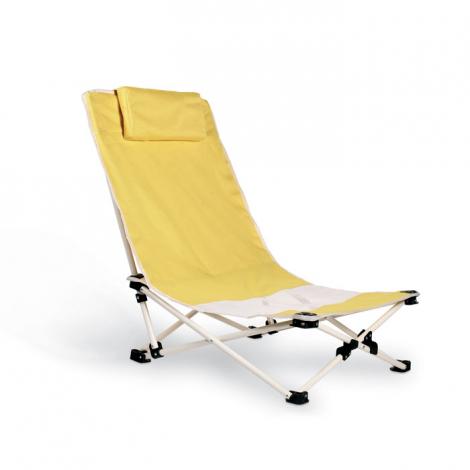 Chaise de plage publicitaire - Capri