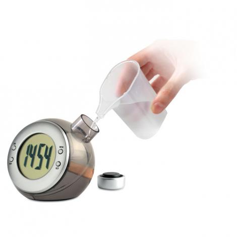 Horloge à eau personnalisable - Droppy