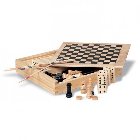 Jeux en bois publicitaires - Trikes