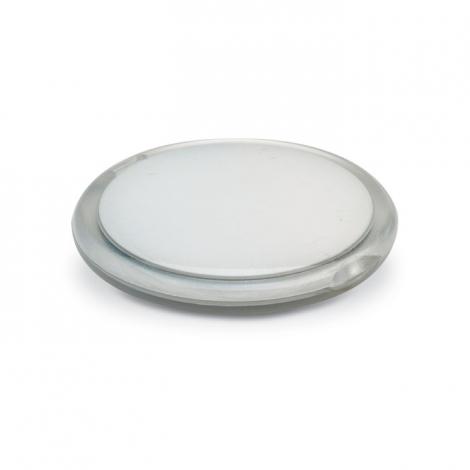 Double miroir rond promotionnel - Radiance