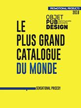 Catalogue généraliste d'objets publicitaires