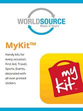 Collection : kits premiers secours, porte-clefs